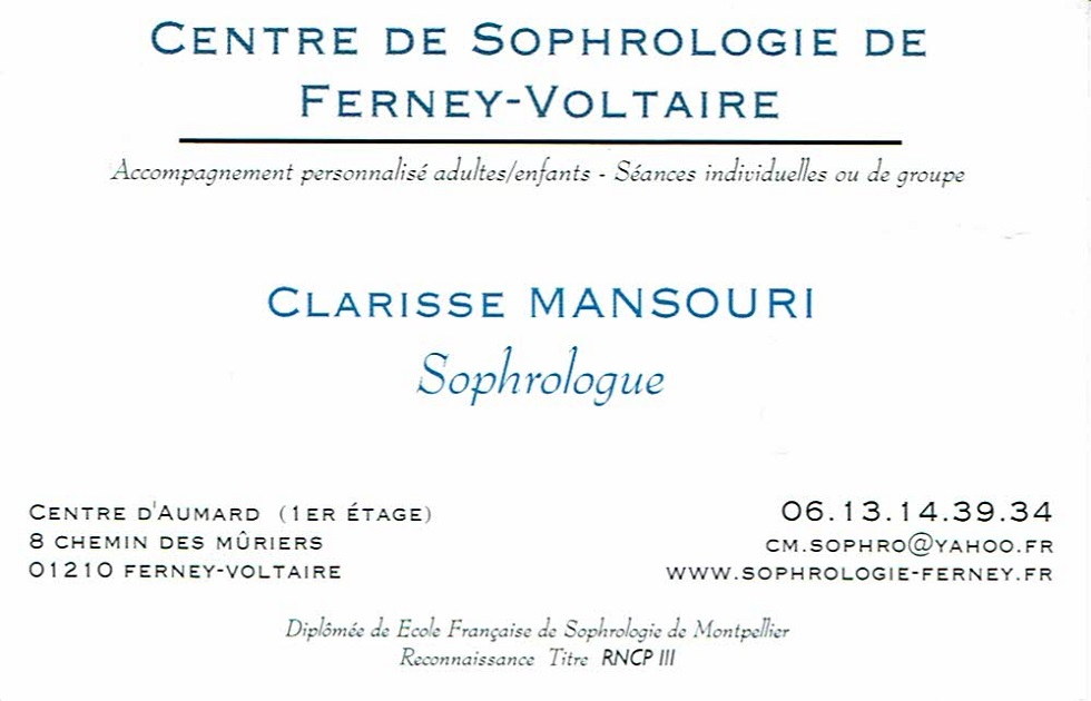 Clarisse Mansouri
