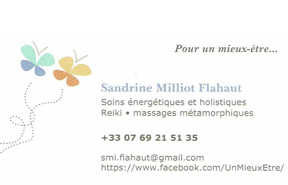 Sandrine Milliot Flahaut